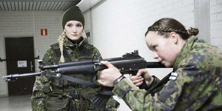 Armeija Naiset