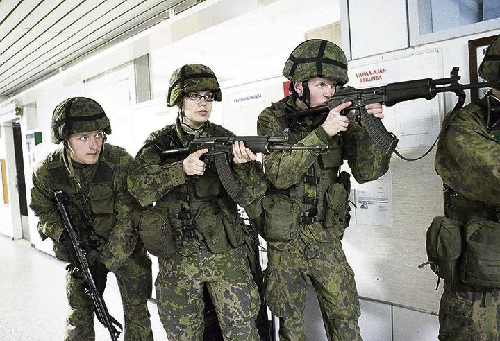 Armeija Ikä
